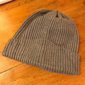 NWT ugg beanie hat gray sparkles